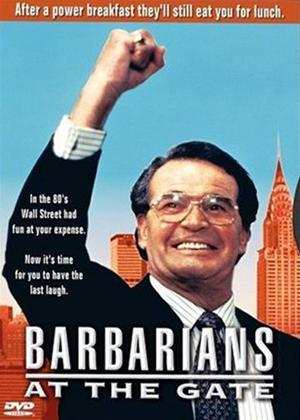 Barbarians at the Gate Online DVD Rental