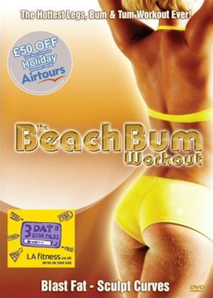 Beach Bum Workout Online DVD Rental