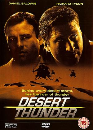 Rent Desert Thunder Online DVD Rental