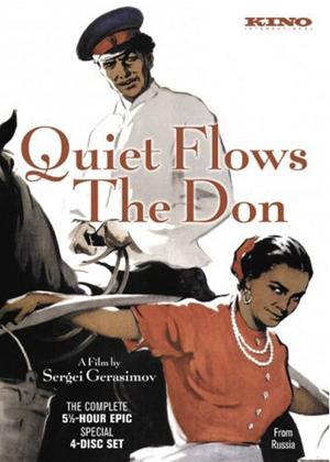 Quiet Flows the Don Online DVD Rental
