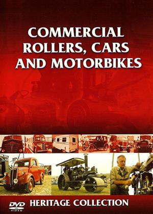 Commercial Rollers, Cars, Motors Online DVD Rental