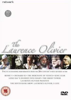 Laurence Olivier Centenary Collection Online DVD Rental