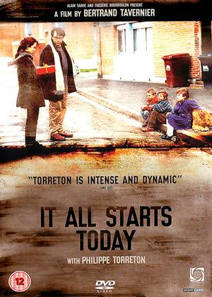 Rent It All Starts Today (aka Ca Commence Aujourdhui) Online DVD Rental