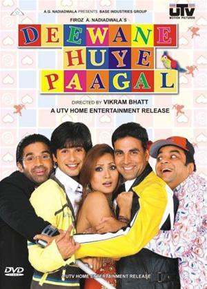 Deewane Huye Paagal Online DVD Rental