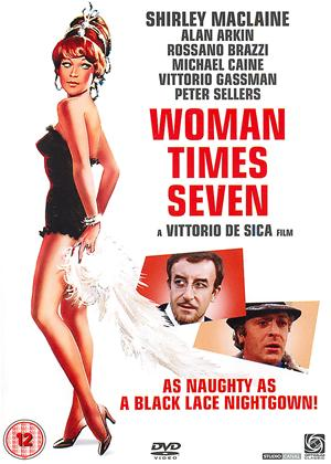 Woman Times Seven Online DVD Rental