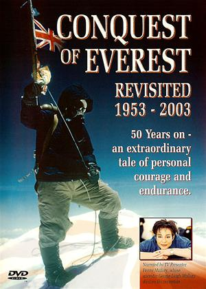 Conquest of Everest: Revisited 1953-2003 Online DVD Rental