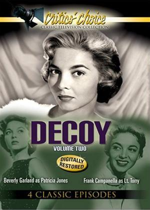 Decoy: Vol.2 Online DVD Rental