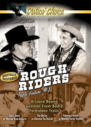 Rent Rough Riders Triple Feature 1 Online DVD Rental