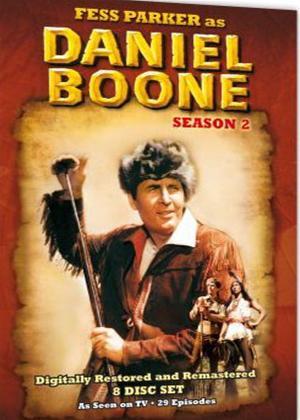 Rent Daniel Boone: Series 2 Online DVD Rental