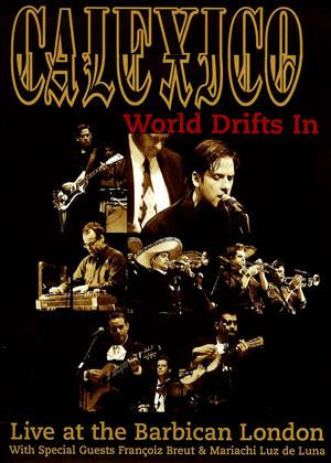 Rent Calexico: Live at the Barbican Online DVD Rental