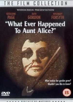 Whatever Happened to Aunt Alice? Online DVD Rental