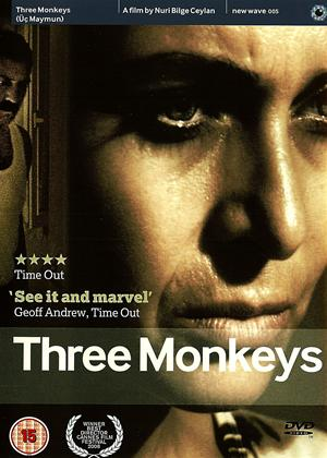 Three Monkeys Online DVD Rental