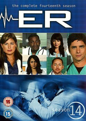 Rent ER: Series 14 Online DVD Rental