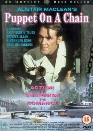 Alistair Maclean's Puppet on a Chain Online DVD Rental