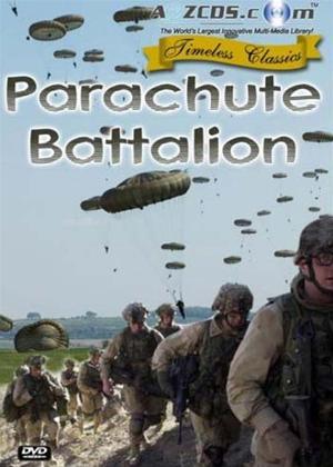 Rent Parachute Battalion Online DVD Rental