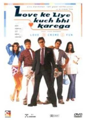 Love Ki Liye Kuch Bhi Karega Online DVD Rental