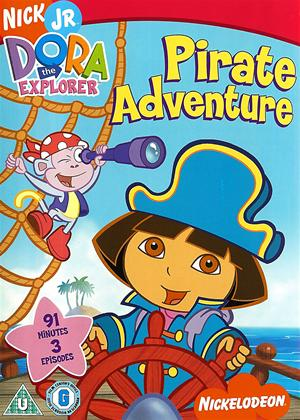 Rent Dora the Explorer: Pirate Adventure Online DVD Rental