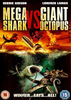 Rent Mega Shark Vs Giant Octopus Online DVD Rental