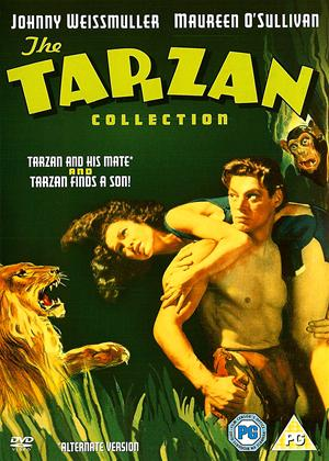 Tarzan and His Mate/Tarzan Finds a Son Online DVD Rental