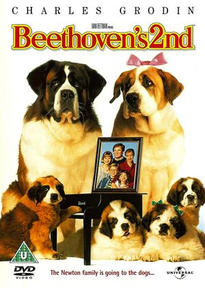 Beethoven's 2nd Online DVD Rental