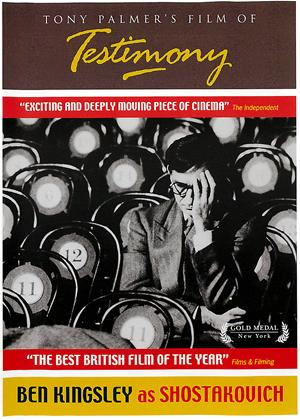 Rent Testimony: The Story of Shostakovich Online DVD Rental