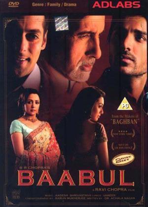 Baabul Online DVD Rental