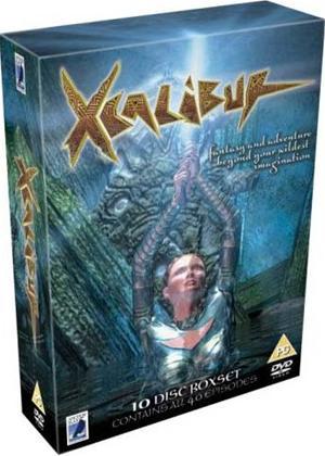 Xcalibur Online DVD Rental