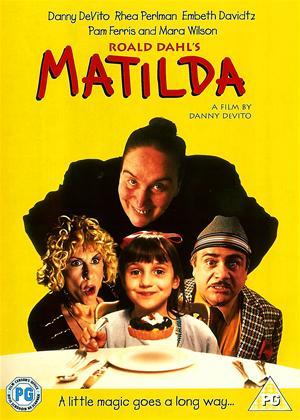 Matilda Online DVD Rental
