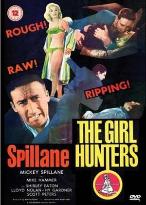 The Girl Hunters Online DVD Rental