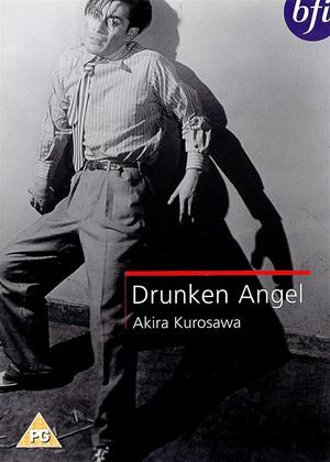Rent Drunken Angel (aka Yoidore tenshi) Online DVD Rental