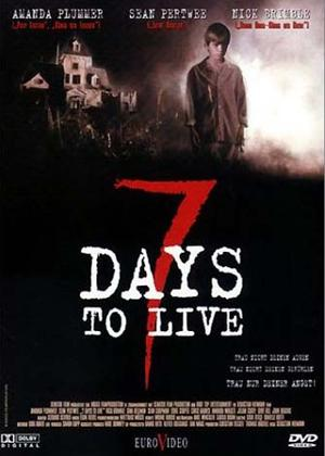 Rent Seven Days to Live Online DVD Rental