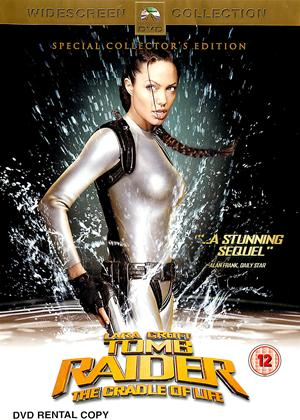 Lara Croft: Tomb Raider 2: The Cradle of Life Online DVD Rental