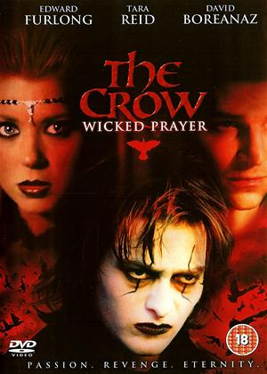 Rent The Crow: Wicked Prayer Online DVD Rental