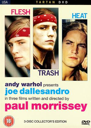 Morrissey Collection: Flesh Online DVD Rental