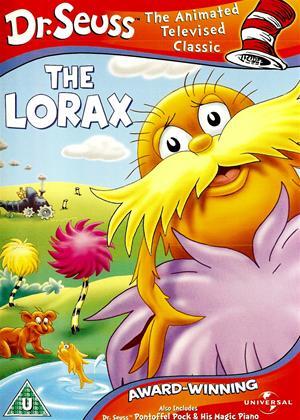 Rent Doctor Seuss: Lorax Online DVD Rental