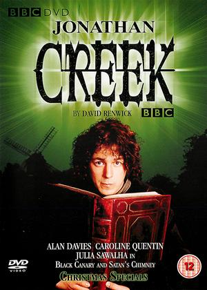 Rent Jonathan Creek: Christmas Special Online DVD Rental