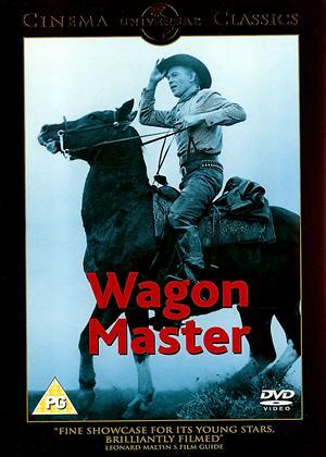 Wagonmaster Online DVD Rental
