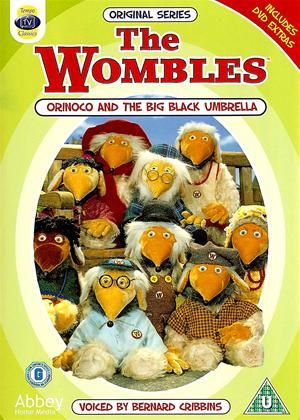 Wombles: Original Series: Orinoco and the Big Black Umbrella Online DVD Rental