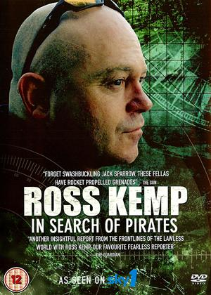 Rent Ross Kemp in Search of Pirates Online DVD Rental