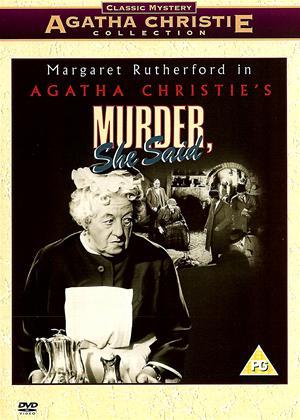 Rent Miss Marple: Murder, She Said Online DVD Rental