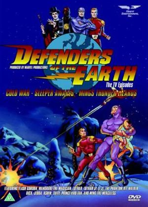 Rent Defenders of the Earth: Vol.3 Online DVD Rental