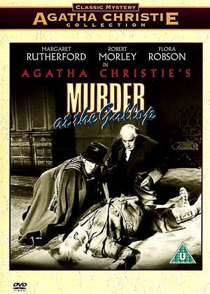 Rent Miss Marple: Murder at the Gallop Online DVD Rental