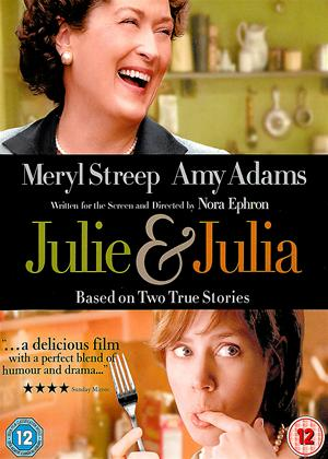 Julie and Julia Online DVD Rental