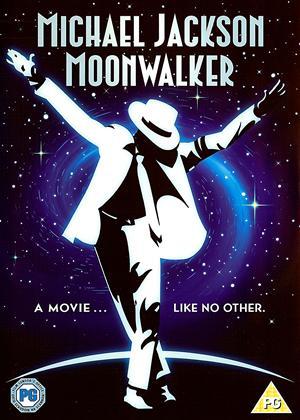Moonwalker Online DVD Rental