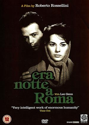 Rent Wait for the Dawn (aka Era Notte A Roma) Online DVD Rental