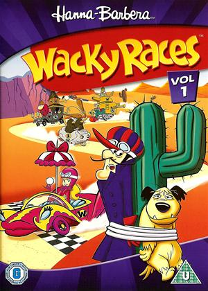 Rent Wacky Races: Vol.1 Online DVD Rental