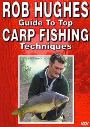 Rob Hughes: Top Carp Fishing Online DVD Rental