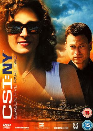 CSI New York: Series 5: Part 2 Online DVD Rental
