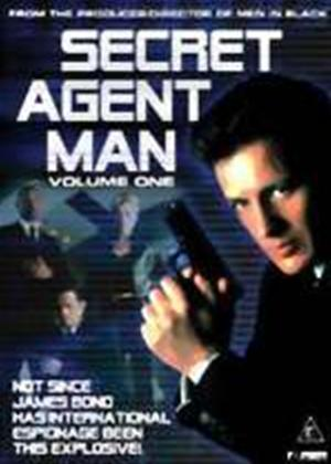 Secret Agent Man: Vol.1 Online DVD Rental