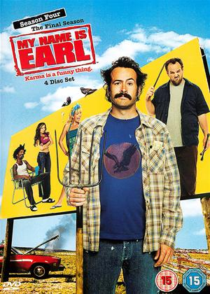 Rent My Name Is Earl: Series 4 Online DVD Rental